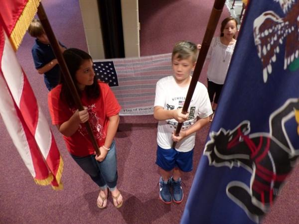 Sandburg program highlights lessons of 9/11