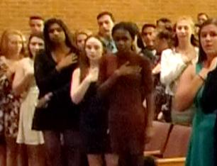 National Honor Society holds induction ceremony