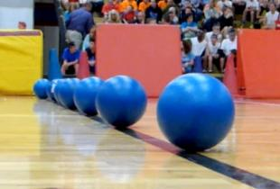 Dodgeball helps the Howies Dodge Cancer