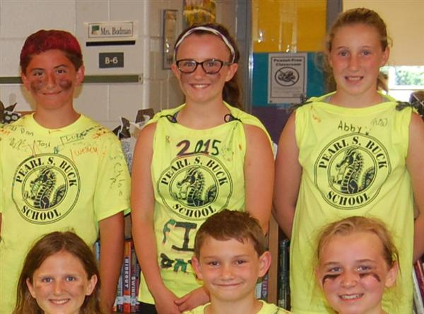 Buck ES math team breaks scoring records