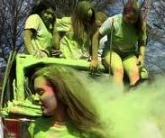 NHS Color Fest inspired by Hoover student