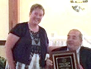 Rotary honors NHS 'Teacher of the Year'