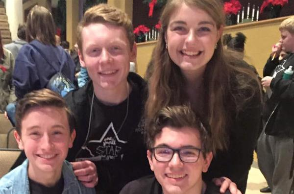 NHS Thespians light up the stage at states