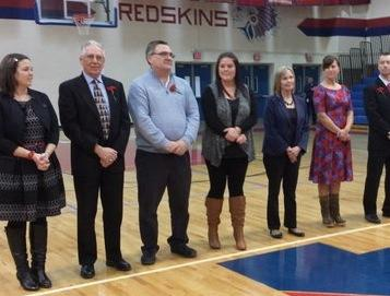 12 inducted into NHS All Sports Hall of Fame