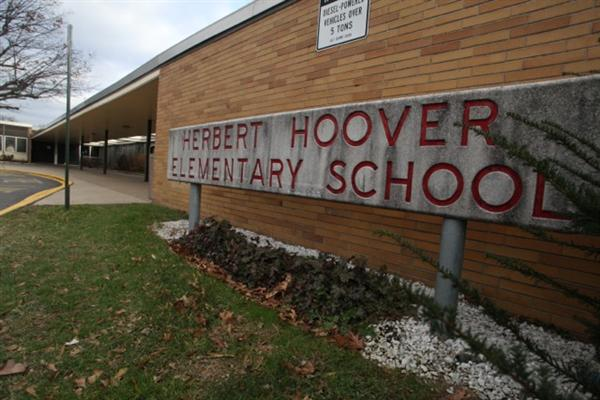Hoover ES named Title 1 Distinguished School