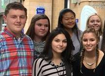 NHS club visits Jefferson Neonatal Unit