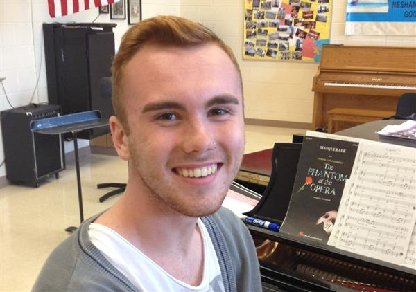 NHS musician selected for Honors Ensemble