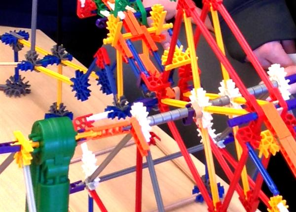 K'nex competition challenges young engineers