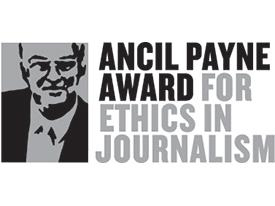 Playwickian editors accept journalism award
