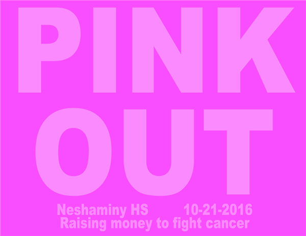 District goes pink to help fight cancer