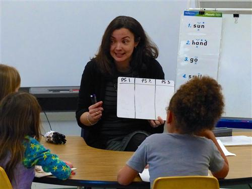 Hoover, District wins reading program award