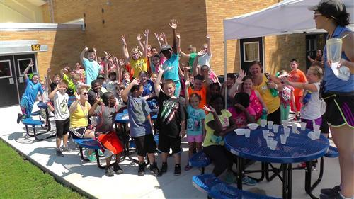 Kids Club, Hoover PTO collaborate on donation