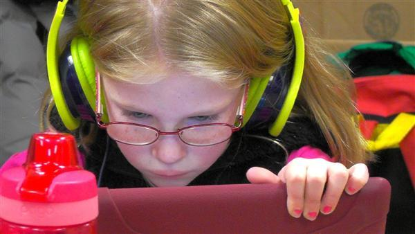 Future programmers celebrate Hour of Code