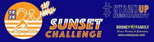 Sunset Challenge Registration
