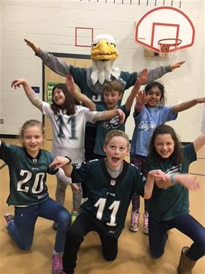 Eagles Excitement!
