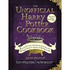 Harry Potter Cookbook cover