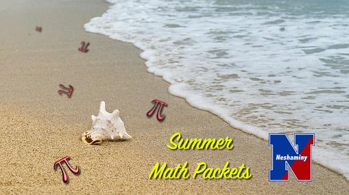 Curriculum, Instruction & Assessment / Summer Math Packets