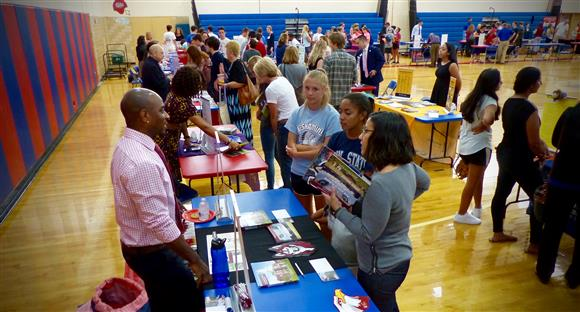 NHS College Fair