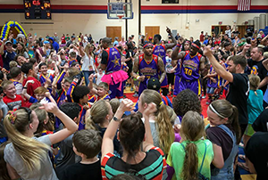 Harlem Wizards at Neshaminy HS