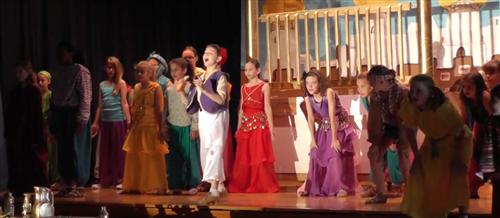 Aladdin at Miller