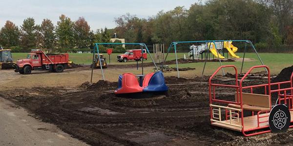 Buck ES playground