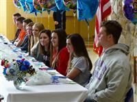 Student athlete ceremony