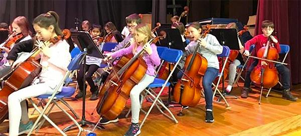 Hoover Beginner Orchestra