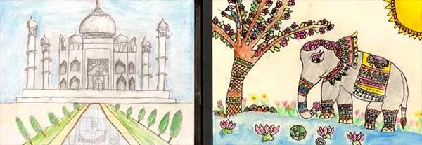 Art by Nikhisha Arjun