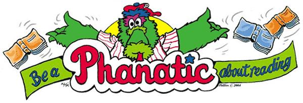 Phanatic About Reading logo