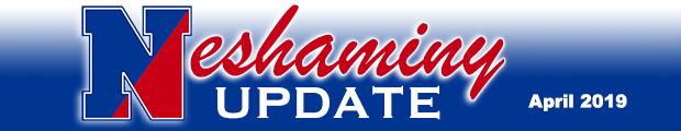 Neshaminy Update banner April 2019