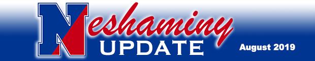 Neshaminy Update banner August 2019