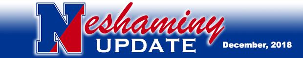 Neshaminy Update December 2018 banner