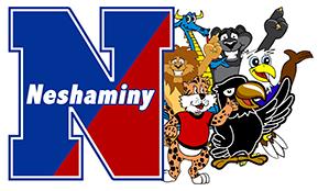 Neshaminy elementary school logos with mascots