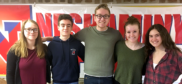 All-state musicians from Neshaminy HS