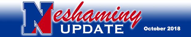 Neshaminy Update October 2018 banner