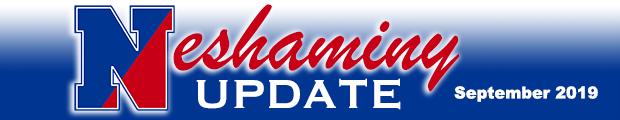 Neshaminy Update newsletter banner September 2019