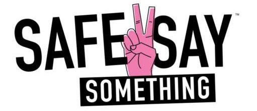 Safe2Say app banner logo