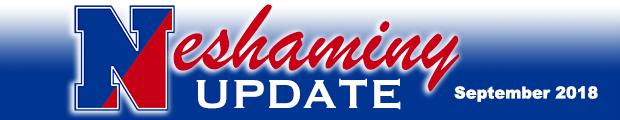 Neshaminy Update September 2018 banner