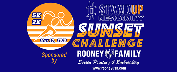 Sunset Challenge banner
