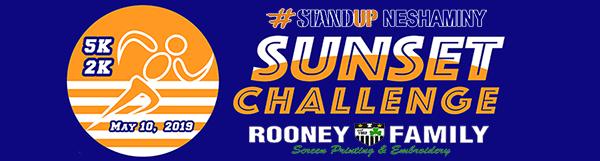 Rooney Family Sunset Challenge 5K