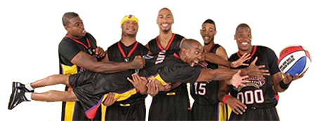Wizards team group cutout