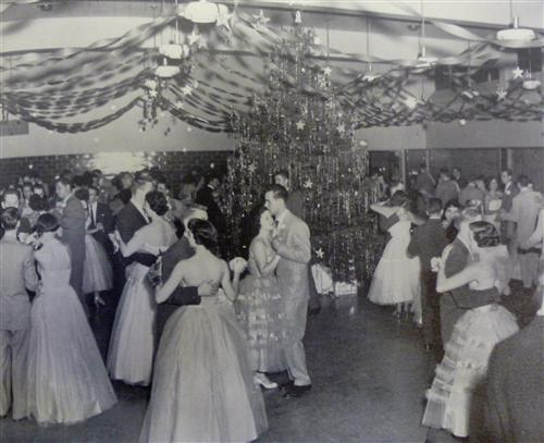 0397432c535 Prom. Cheerleaders. Gym Night. Home · Our School · History and Traditions  ...
