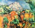 I love the work of Cezanne