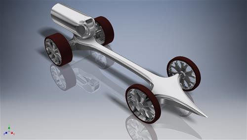 CO2 Dragster Design