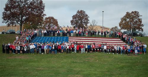2015 Veterans Day Celebration