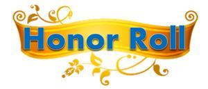 Honor Roll - 1st Marking Period