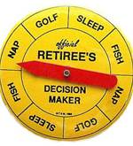 Retiree wheel