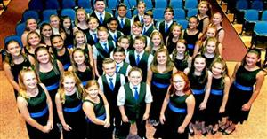 Choir excels across the state
