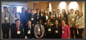 FBLA students win at state competition