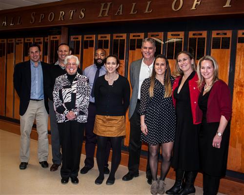 11 inducted into NHS Sports Hall of Fame